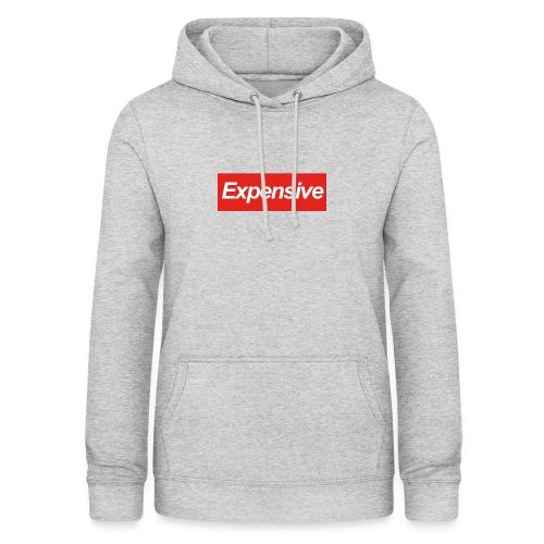 Expensive Shirt - Vrouwen hoodie
