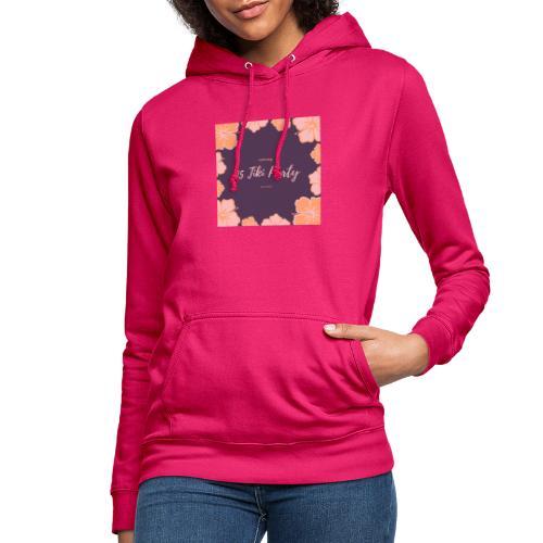 Tono - Sudadera con capucha para mujer