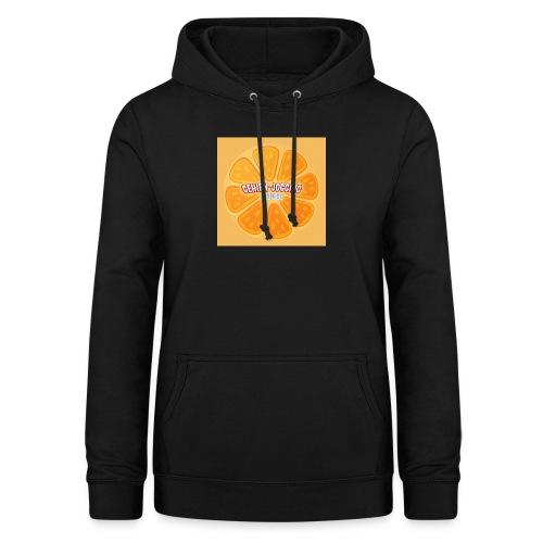 orangetextur - Frauen Hoodie