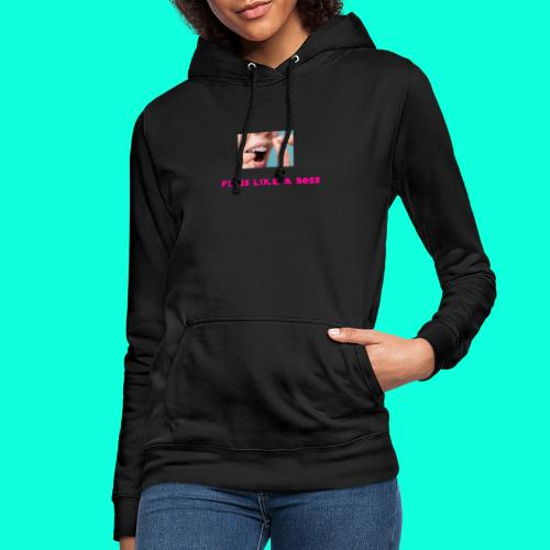 FLOSS LIKE A BOSS - Women's Hoodie