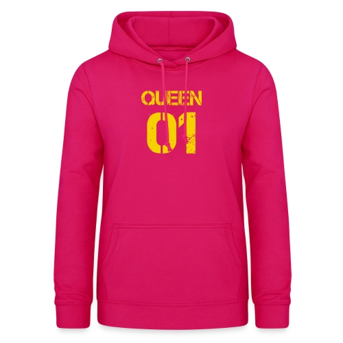 Queen - Bluza damska z kapturem