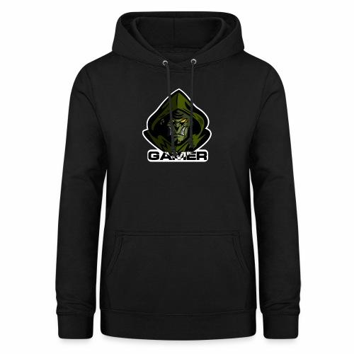 Orco Gamer - Sudadera con capucha para mujer