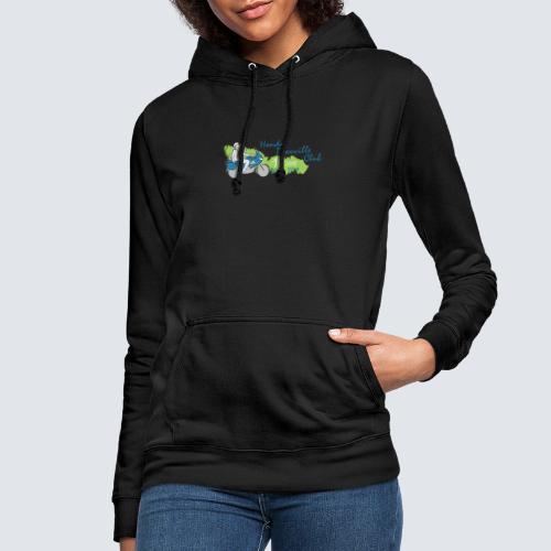 HDC jubileum logo - Vrouwen hoodie