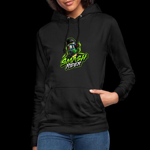 SmashRider Green - Women's Hoodie