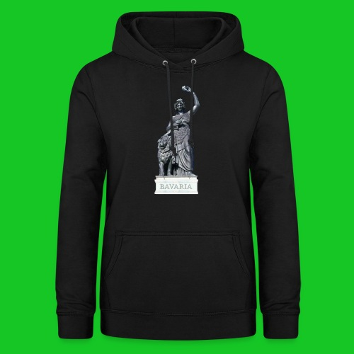 Bavaria Statue - Vrouwen hoodie