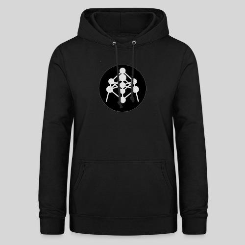 Atomium - Sweat à capuche Femme