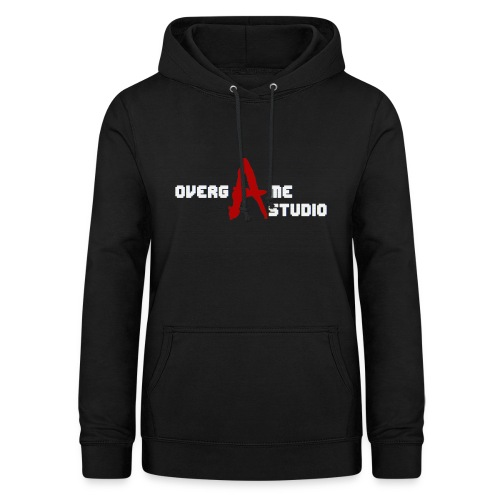 overgameStudio Logo 2019 No Background - Sweat à capuche Femme