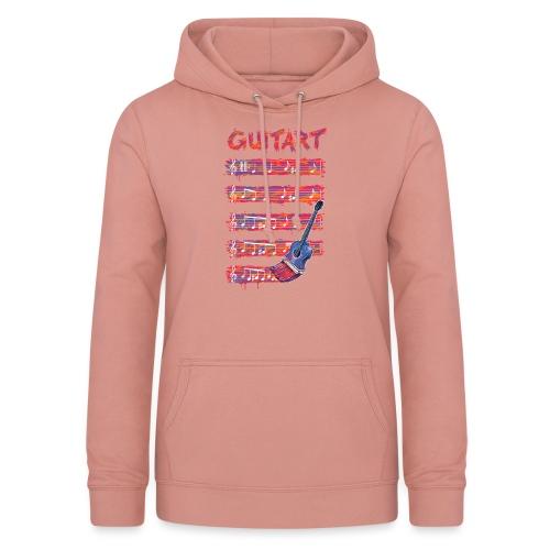 GuitArt - Women's Hoodie