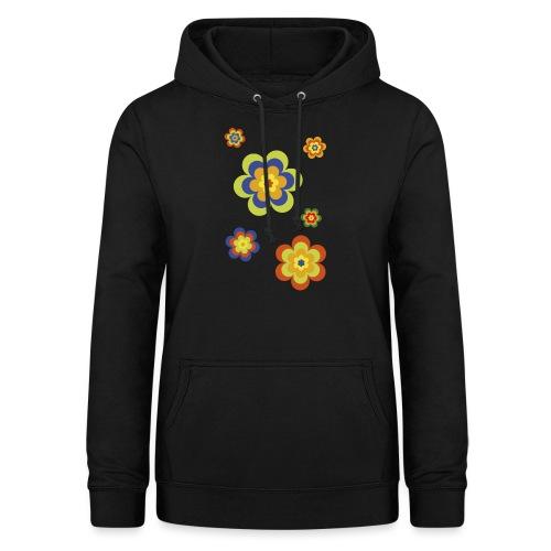 limited edition 3a flower power - Frauen Hoodie