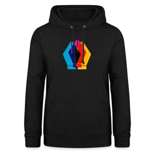 Design - Bluza damska z kapturem