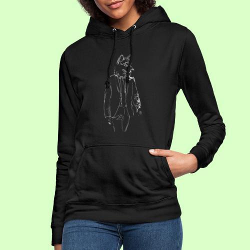 WOLF STYLE!! - Sudadera con capucha para mujer