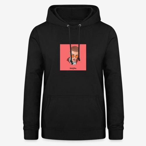 Bunny - Sudadera con capucha para mujer