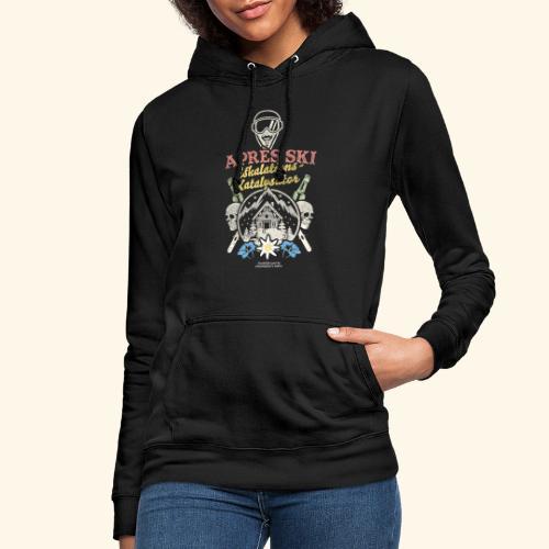 Apres Ski Eskalations-Katalysator T Shirt Design - Frauen Hoodie