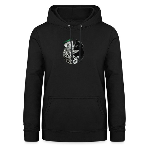 panther-jaguar special edition - Dame hoodie