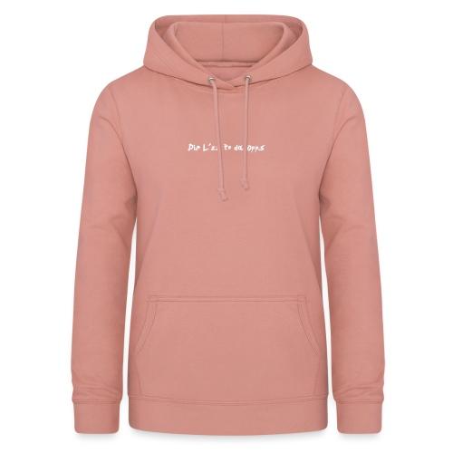 Die Lzz - Dame hoodie