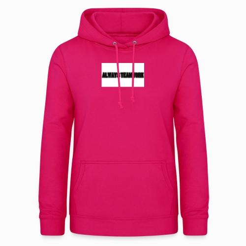 at team - Vrouwen hoodie