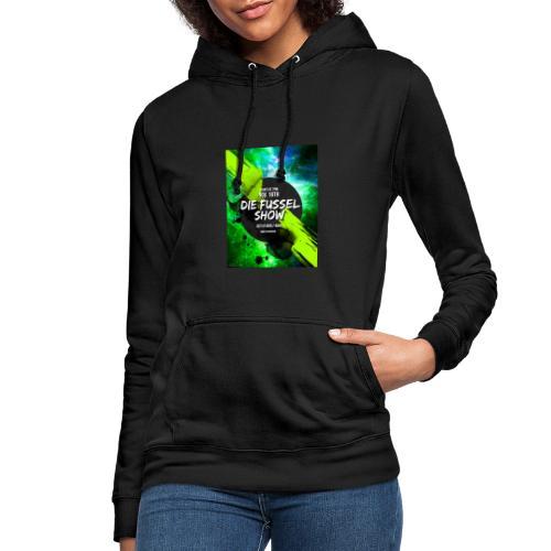 Die Fussel Show 80er / 90er Shirt - Frauen Hoodie