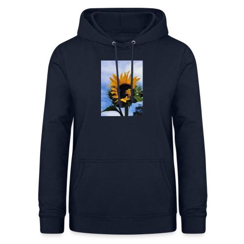 Girasoles - Sudadera con capucha para mujer