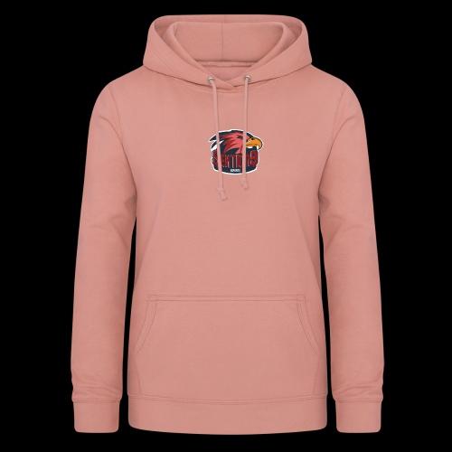Sektion9 logo Rot - Frauen Hoodie