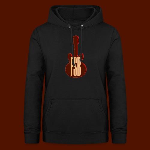 FSB Guitar Logo - Women's Hoodie
