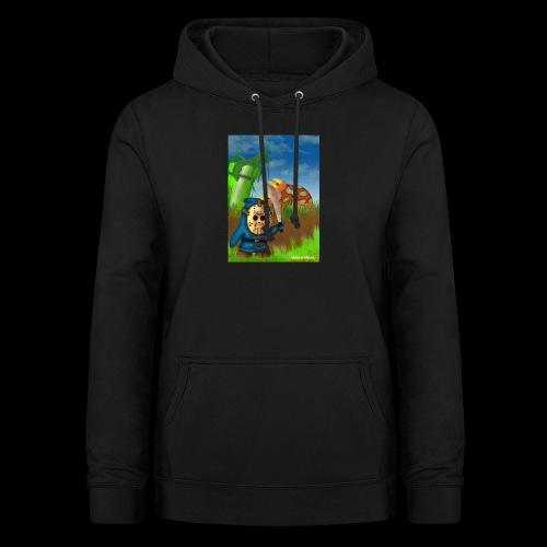 SuperMario: Not so shy guy - Vrouwen hoodie