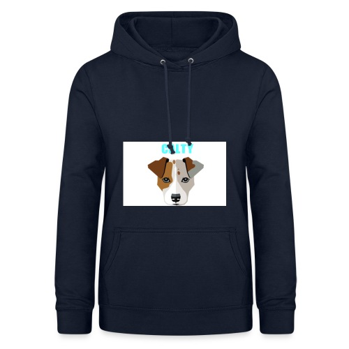 CALTY DOG HODDIE - Dame hoodie