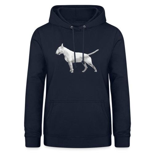 Bullterrier - Dame hoodie