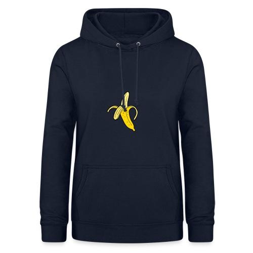 banane - Sweat à capuche Femme