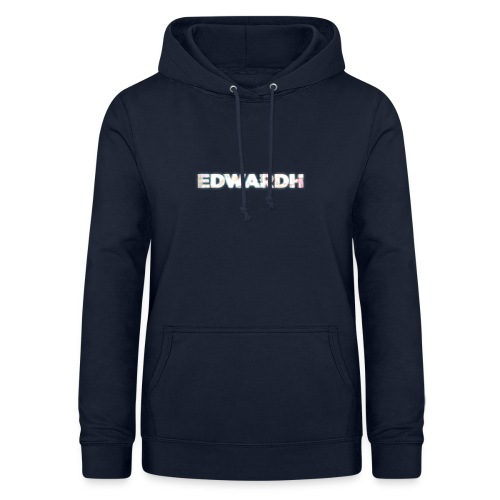Edwardh standard basic tröja - Luvtröja dam