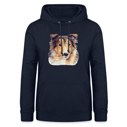 shetland Sheepdog 2 - Dame hoodie