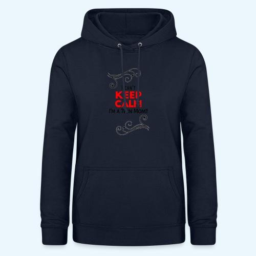 I Can't Keep Calm (voor lichte stof) - Vrouwen hoodie