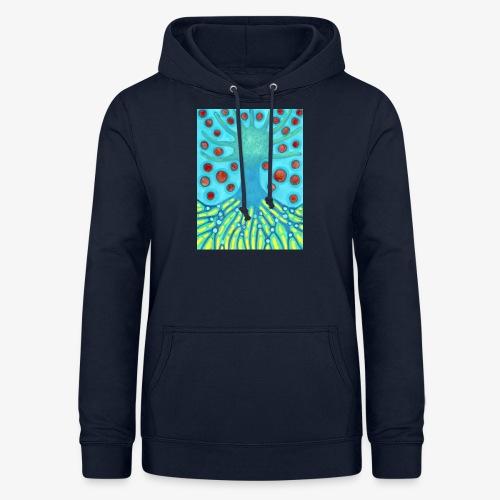 Drzewo I Planety - Bluza damska z kapturem