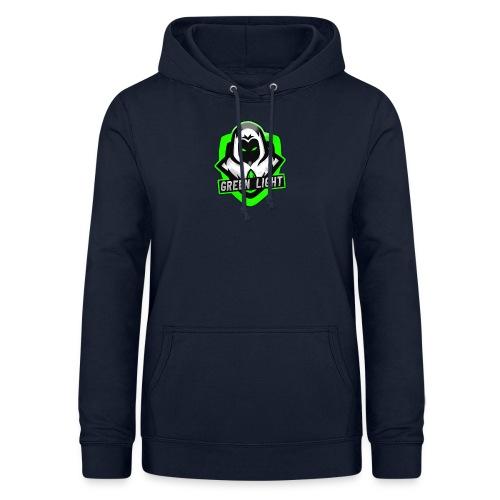 Green Light eSport Logo - Luvtröja dam