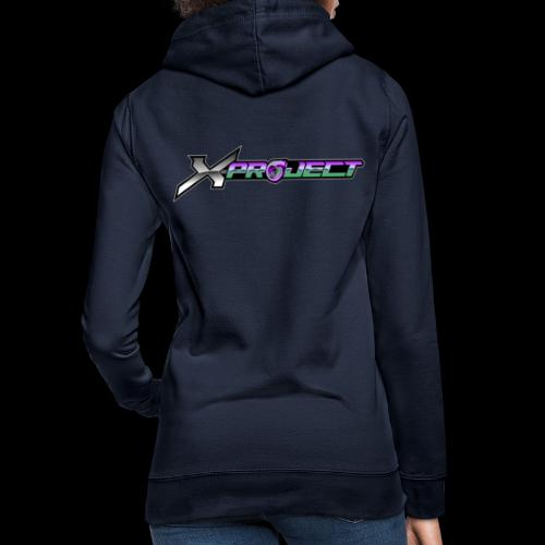 Xproject - Bluza damska z kapturem