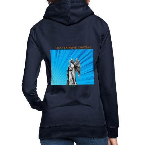 C16 - Sudadera con capucha para mujer