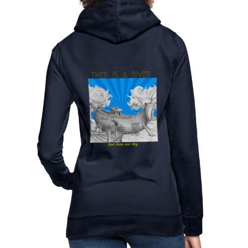 C15 - Sudadera con capucha para mujer