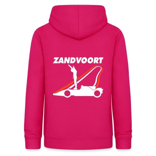Zandvoort rood wit blauw - Vrouwen hoodie