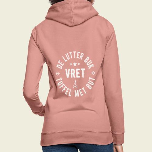 De Lutter buk - Vrouwen hoodie