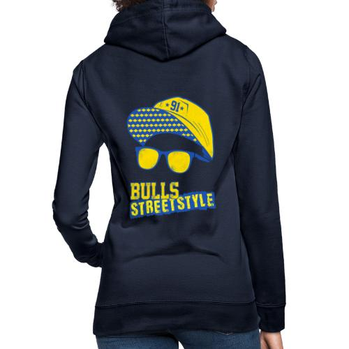Bulls Streetstyle Yellow - Frauen Hoodie
