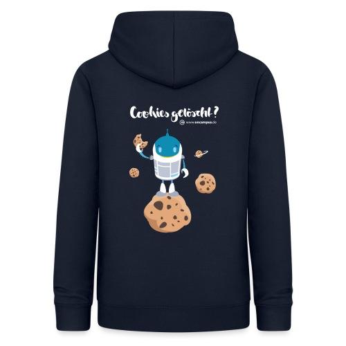 Cookies gelöscht - Frauen Hoodie