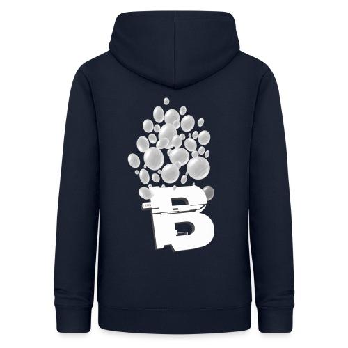 Bruistablet logo - Vrouwen hoodie