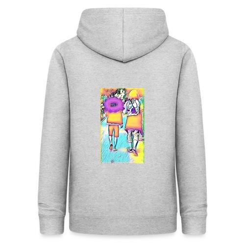 T-shirt wants To escape - Sweat à capuche Femme