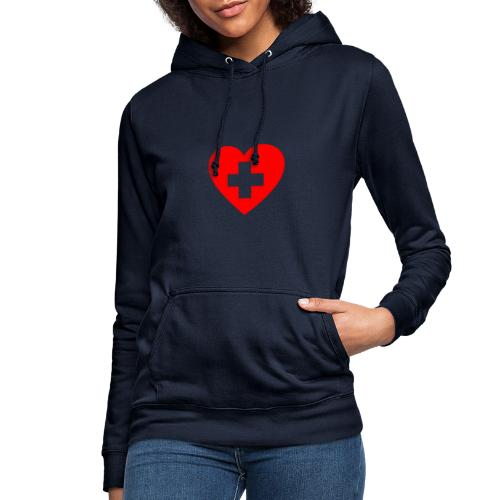 first aid - Women's Hoodie