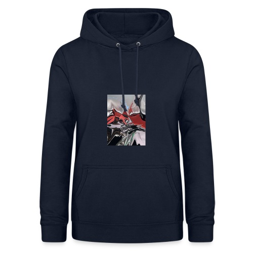 Relationship Status (Abstract) - Frauen Hoodie