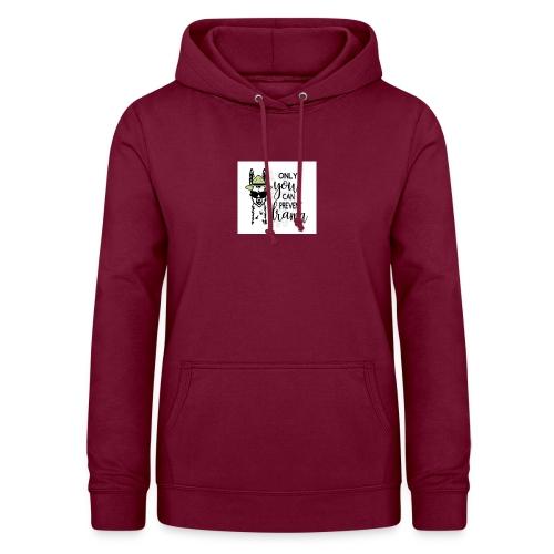 Lama Drama - Vrouwen hoodie