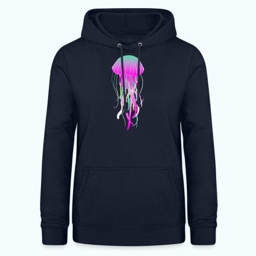 Neon dream jellyfish - Women's Hoodie