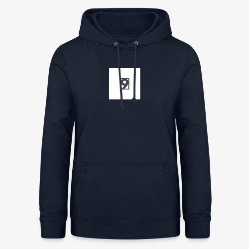 9 Clothing T SHIRT Logo - Women's Hoodie