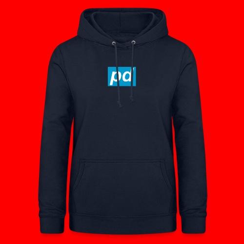 pd Blue - Dame hoodie