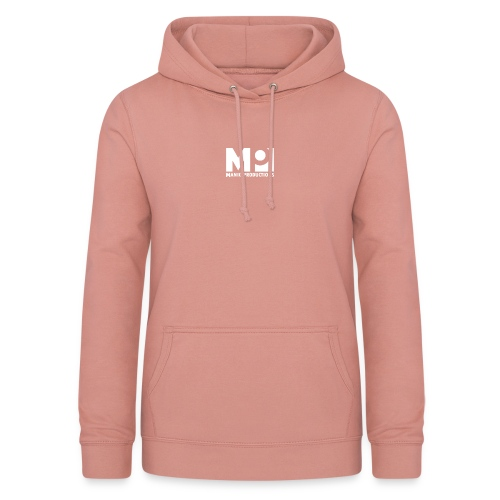 ManigProductions White Transparent png - Women's Hoodie