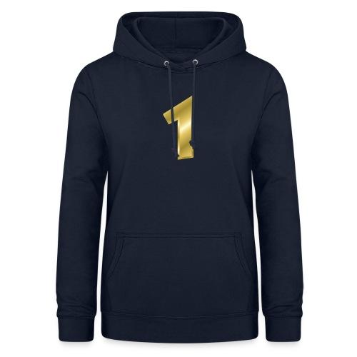 nummer 1 - Frauen Hoodie